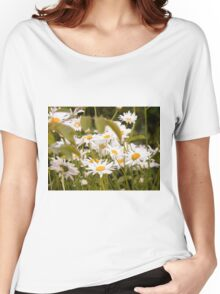 Summer Chamomiles 2 Women's Relaxed Fit T-Shirt