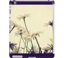 Summer Chamomiles 4 iPad Case/Skin