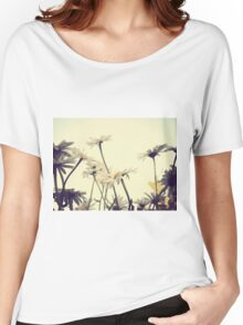 Summer Chamomiles 4 Women's Relaxed Fit T-Shirt