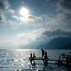 Atitlán Lake Guatemala by Freddy Murphy