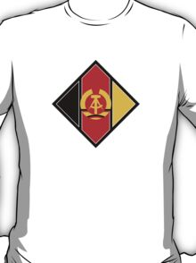 Roundel of the Air Force of German Democratic Republic, 1956-1990 T-Shirt