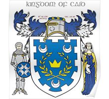 Kingdom of Caid Poster