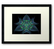 Fractal 10 Framed Print