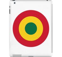 Roundel of Ghana Air Force iPad Case/Skin