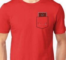 OS Pocket Date Unisex T-Shirt