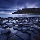 Causeway Twilight by Michael Breitung