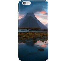 Milford Sunset iPhone Case/Skin