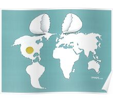 The formation of the world... Poster