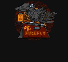 Ride the Firefly Unisex T-Shirt
