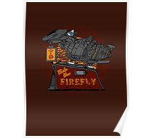 Ride the Firefly Poster