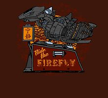 Ride the Firefly w/ Brown Background by swgpodcast