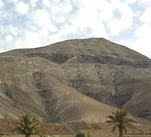 Lanzarote Mountain by David O'Riordan