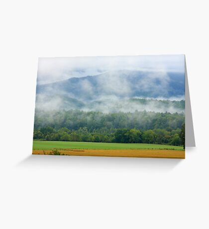 Peaceful Morn Greeting Card