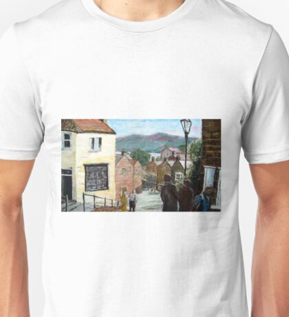 Robin Hood Bay  Unisex T-Shirt
