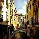 Colorful Venice by Béla Török