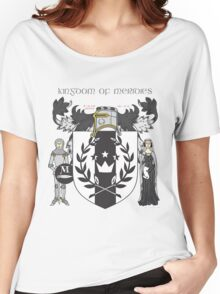 Kingdom of Meridies Women's Relaxed Fit T-Shirt