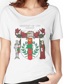 The Kingdom of the Middle Women's Relaxed Fit T-Shirt