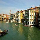 Dreamy Venice by Béla Török