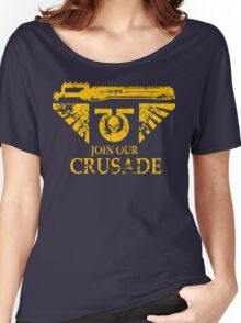 Join Our Crusade Women's Relaxed Fit T-Shirt