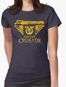 Join Our Crusade Womens Fitted T-Shirt