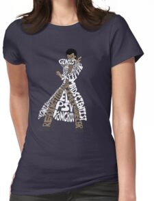 Reading Steiner Womens Fitted T-Shirt