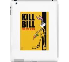 Kill Bill: Duck Season iPad Case/Skin