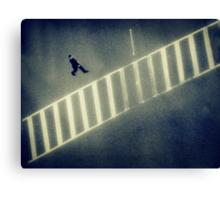 Anonymity Canvas Print