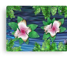 Grotto Canvas Print