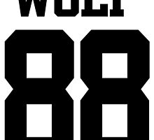 WOLF 88 by drdv02