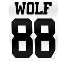WOLF 88 Poster