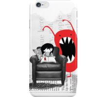 Reading is Cool iPhone Case/Skin