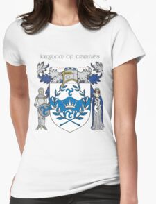 Kingdom of Trimaris Womens Fitted T-Shirt