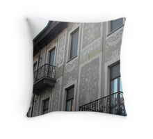 A house in Canale (Northern Italy) Throw Pillow