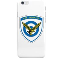 Hellenic Air Force Seal  iPhone Case/Skin