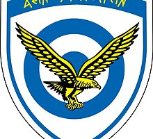 Hellenic Air Force Seal  by abbeyz71