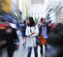 rush hour by Zuzana D Photography