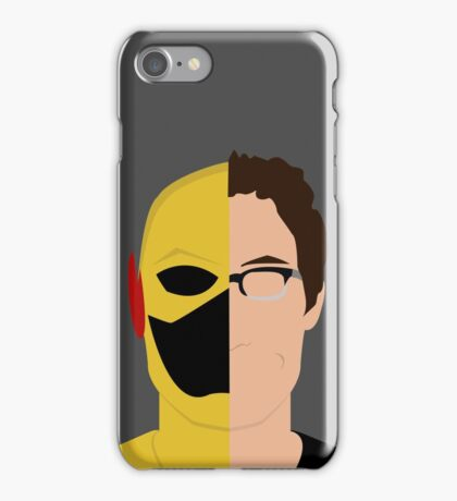 The Man In The Yellow Suit 1/2 iPhone Case/Skin