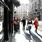 Londoners by Zuzana D Photography