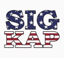 Sig Kap America by emmytyga