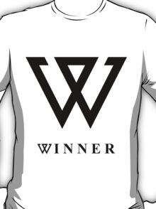 Winner logo T-Shirt
