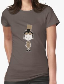 Little Inventor Womens Fitted T-Shirt