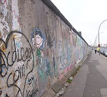 Berliner Mauer by carlylou