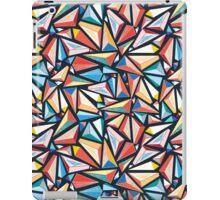 pattern of triangles iPad Case/Skin