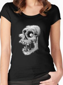 BoneHead! Women's Fitted Scoop T-Shirt