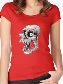 BoneHead! Women's Fitted Scoop T-Shirt