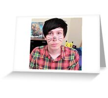 Phil Lester  Greeting Card