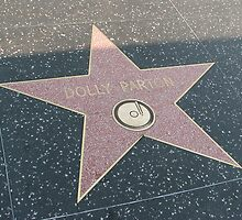 Dolly Parton's Star by PhotosbyNan