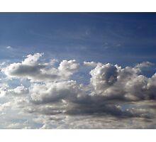 Scenic Sky Photographic Print