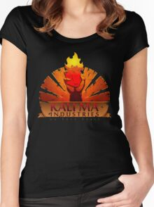 Kali Ma Industries Women's Fitted Scoop T-Shirt