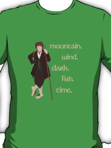 Bilbo's Answers T-Shirt